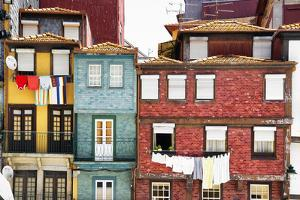 Welcome to Portugal Collection - Beautiful Colorful Traditional Facades by Philippe Hugonnard