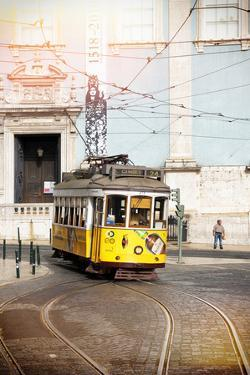 Welcome to Portugal Collection - Camoes 24 Lisbon Tramway by Philippe Hugonnard