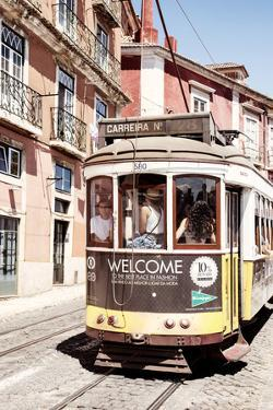 Welcome to Portugal Collection - Carreira Tram 28 Lisbon II by Philippe Hugonnard