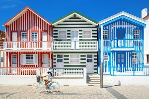 Welcome to Portugal Collection - Costa Nova Beach House by Philippe Hugonnard