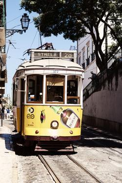 Welcome to Portugal Collection - Estrela Tram 28 Lisbon II by Philippe Hugonnard
