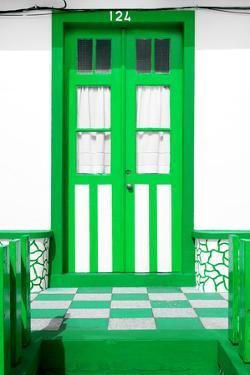 Welcome to Portugal Collection - Green House Entrance by Philippe Hugonnard