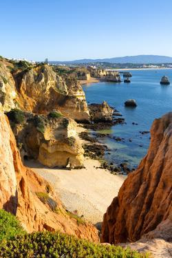 Welcome to Portugal Collection - Lagos Beach II by Philippe Hugonnard