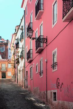 Welcome to Portugal Collection - Lisbon Colorful Facades II by Philippe Hugonnard