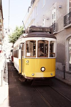 Welcome to Portugal Collection - Lisbon Tram 28 II by Philippe Hugonnard