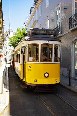 Welcome to Portugal Collection - Lisbon Tram 28 by Philippe Hugonnard
