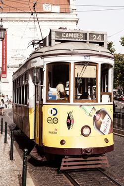 Welcome to Portugal Collection - Lisbon Tram II by Philippe Hugonnard