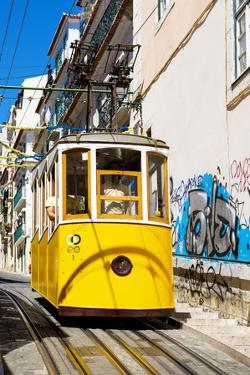 Welcome to Portugal Collection - Lisbon Tramway by Philippe Hugonnard