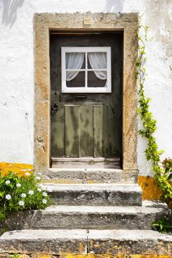 Welcome to Portugal Collection - Little Door, Big House by Philippe Hugonnard