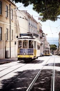 Welcome to Portugal Collection - Moniz Tram 28 Lisbon II by Philippe Hugonnard