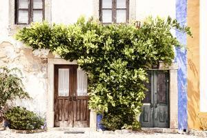 Welcome to Portugal Collection - Old Portuguese House facade II by Philippe Hugonnard