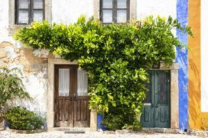 Welcome to Portugal Collection - Old Portuguese House facade by Philippe Hugonnard
