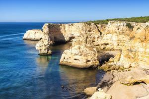 Welcome to Portugal Collection - Praia da Marinha Beach by Philippe Hugonnard