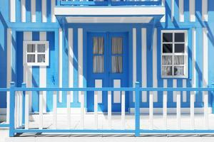 Welcome to Portugal Collection - The Blue House by Philippe Hugonnard