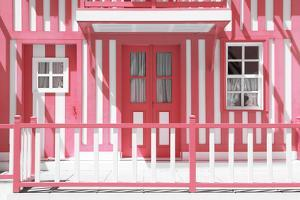 Welcome to Portugal Collection - The Pink House by Philippe Hugonnard