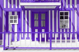 Welcome to Portugal Collection - The Purple House by Philippe Hugonnard