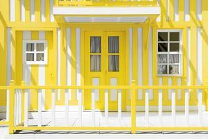 Welcome to Portugal Collection - The Yellow House by Philippe Hugonnard