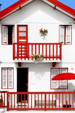 Welcome to Portugal Collection - Traditional Houses in Costa Nova by Philippe Hugonnard