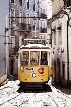 Welcome to Portugal Collection - Tram 28 Lisbon II by Philippe Hugonnard