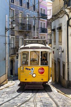 Welcome to Portugal Collection - Tram 28 Lisbon by Philippe Hugonnard