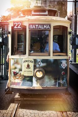Welcome to Portugal Collection - Tram in Porto by Philippe Hugonnard