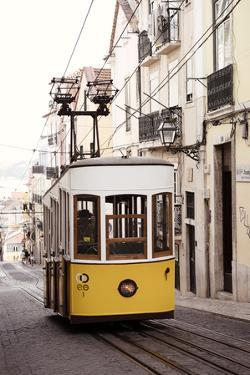 Welcome to Portugal Collection - Tramway Bica II by Philippe Hugonnard