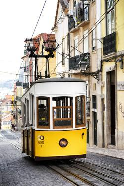 Welcome to Portugal Collection - Tramway Bica by Philippe Hugonnard