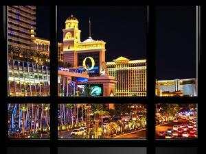 Window View, Special Series, Strip, Las Vegas, Nevada, United States by Philippe Hugonnard