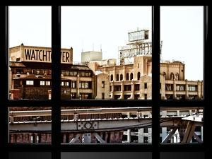 Window View, Special Series, Watchtower, Brooklyn, New York, United States by Philippe Hugonnard