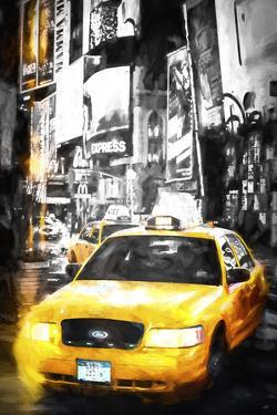 Yellow Taxi by Philippe Hugonnard