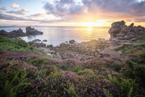Cote De Granit Rose Sunrise by Philippe Manguin