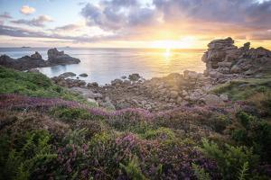 Cote De Granit Rose Sunrise by Philippe Manguin