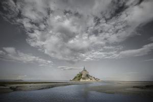 Mont Saint Michel Colorblend by Philippe Manguin