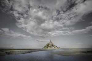 Mont Saint Michel Colorblend by Philippe Manguin