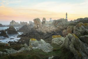Ouessant island landscape by Philippe Manguin