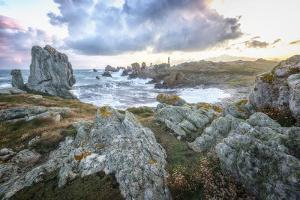 Ouessant Island by Philippe Manguin