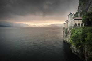 Santa Caterina Del Sasso by Philippe Manguin