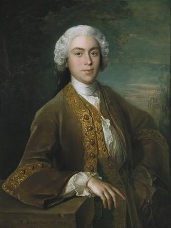 Portrait of Lord Trimelston, 1744
