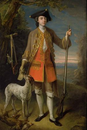 Sir Edward Hales, 1744