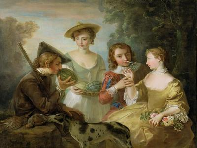 The Sense of Smell, c.1744-47