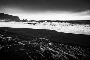 Black Beach by Philippe Sainte-Laudy