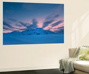 Blue Light by Philippe Sainte-Laudy