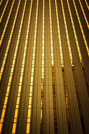 Gold Building by Philippe Sainte-Laudy