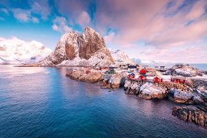 Hamnoy View by Philippe Sainte-Laudy