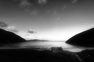 Keem Bay Black and White by Philippe Sainte-Laudy