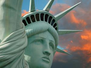 Lady Liberty by Philippe Sainte-Laudy