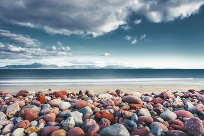 Mulranny Beach by Philippe Sainte-Laudy