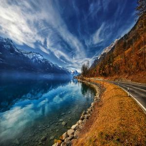 On the Road Again by Philippe Sainte-Laudy
