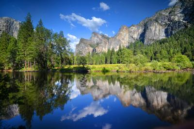 Yosemite Reflection by Philippe Sainte-Laudy Photography