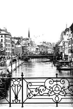 Raven Bridge by Philippe Sainte-Laudy